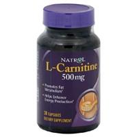 Antioksidanlar:carnitine (Karnitin)