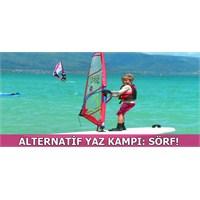 Alternatif Yaz Kampı: Sörf!