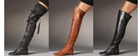 Diz Üstü Çizme Modelleri