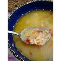 Balık(Somon) Çorbası