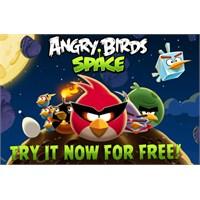 Angry Birds Space Ücretsiz