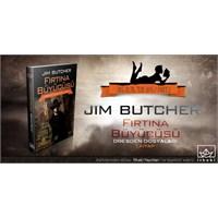 4'üncü Blog Turumuzda Jim Butcher'ı Tanıyalım...