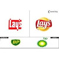 Ünlü Markaların Eski Logolarını Gördünüz Mü ?