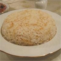 Lezzetli Pirinç Pilavı Tarifi