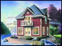 Çelik Villa Modelleri Ve Çelik Villa Fiyatları