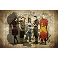 The Legend Of Korra 2.Kitap Eylül'de Başlıyor!
