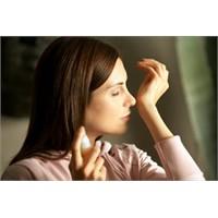 Parfüm Temiz Vücuda Uygulanmalı