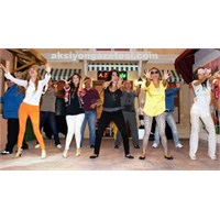 Avrupa Avrupa Da Gangnam Yaptı