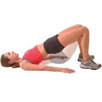Kalça Ve Basen Zayıflatmak İçin Egzersizler