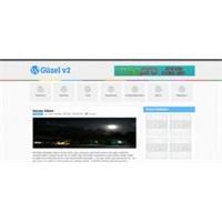 Güzel V2 Wordpress Teması ( Html 5 )