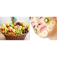 Meyve İle Cilt Bakımı