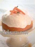 Portakallı Ve Havuçlu Kek