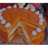Kremalı Balkabaklı Pasta Tarifi