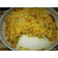 Tavuk Crumble - Üzeri Çıtır Tavuk