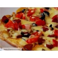 Patates Pizzası Tarifi!