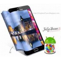 Galaxy Note Android 4.1 Jelly Bean Güncellemesi!