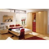 Yatak Odası Dekorasyon Fikirleri 2012
