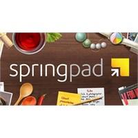 Springpad'le Dijital Unutkanlığa Son Verin