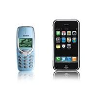 Nokia İle İphone Karşılaştırılırsa Ne Olur?