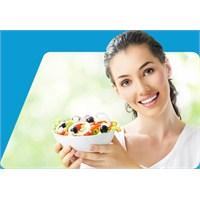Doğru Beslenerek Sağlıklı Ve Mutlu Olun