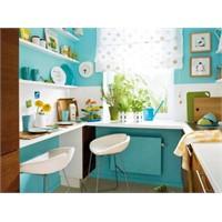 Mavi Mutfaklar Zayıflatıyor Ve Huzur Veriyor!