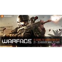 Warface Gamescom'la Birlikte Beta Sürecine Giriyor