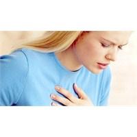 Nefes Darlığı Riski Kadınlarda Daha Sık Görülüyor…