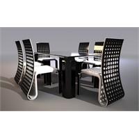 Ergonomik Yemek Masası
