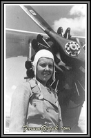 Dünyanın İlk Kadın Savaş Pilotu Ve İlk Türk Kadın
