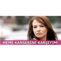 """Tuna Kiremitçi: """"Meme Kanserine Karşıyım"""""""
