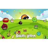 Wp8'de Bazı Angry Birds Oyunları Ücretsiz Oldu