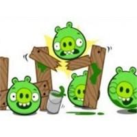 Angry Birds'den Yeni Oyun – Tıkla İzle