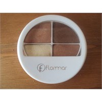 Flormar - Quartet Eye Shadow - 401 Swatch