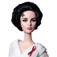 Elizabeth Taylor'un Barbie Bebeği.