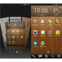 Android İçin Güzel Bir Arayüz:yandex Shell