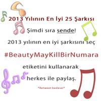 2013 Yılının En İyi 25 Şarkısı