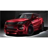 2012 Range Rover Evoque Hamann Kaslarına Kavuştu