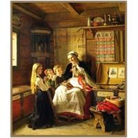 Adolph Tidemand (1814 – 1876) | Norveçli Ressam