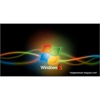 Windows 8' İn Bir Aylık Satış Karnesi!