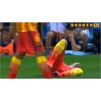 Oscar Ödülü İspanyol Futbolcu Jordi Alba'nın