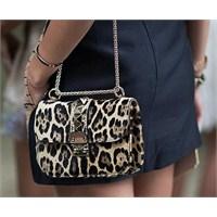 Trend: Leopar / Yılan Desen Çantalar
