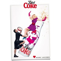 Diet Cola Marc Jacobs İle Modaya Uydu...