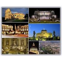 Her Köşe Başında Bir Tarih | Roma (İtalya)