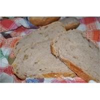 Cevizli Ekmek (Ekmek Yapma Makinasında )