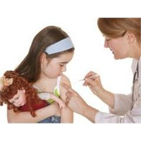 Çocuklara İki Aşı Daha Vurulacak