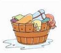 Çamaşırları Yüksek Isıda Yıkayın !