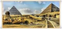 Mısır Piramitleri İçerisinden Görüntüler - Tanıtım