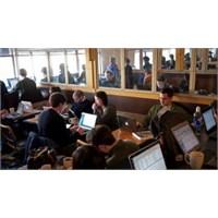 Girişimcilerine İlham Veren Mekan: Starbucks