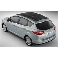 Güneş Enerjisi İle Çalışan Ford C-max Geliyor