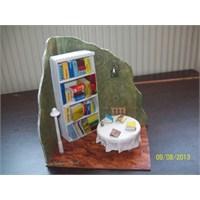 Minyatür Okuma Köşesi